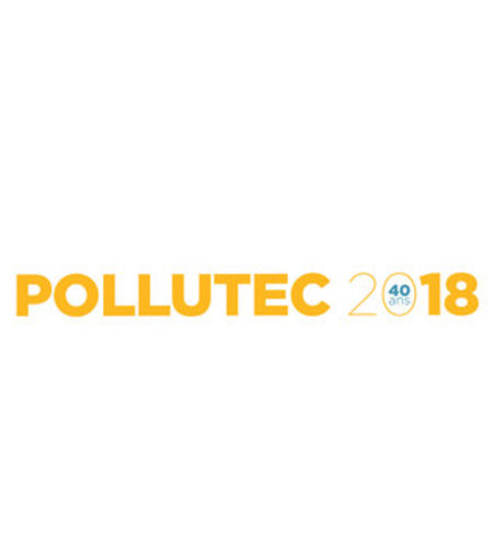 Salon POLLUTEC 2018 à Lyon
