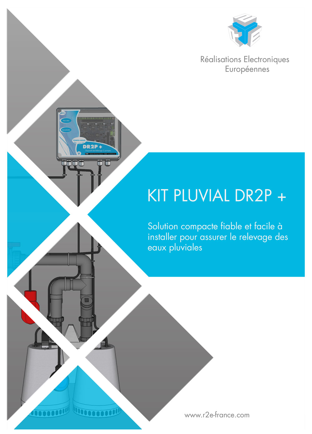 Brochure Kit Pluvial, R2E