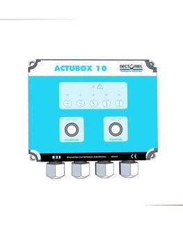 Commande de vanne motorisée / ACTUBOX