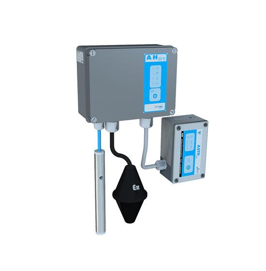 Surveillance de niveau d'hydrocarbures / AH01